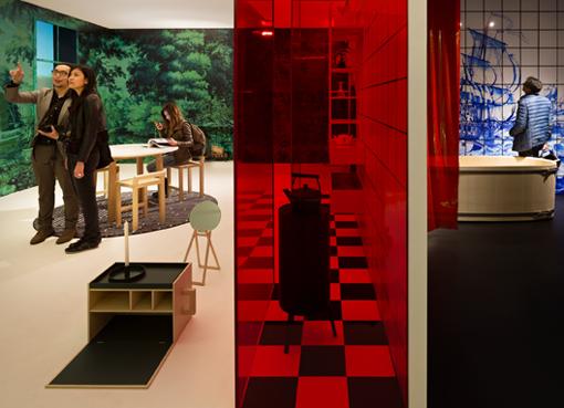 Rijksmuseum Rijksstudio M2 at Salone del Mobile Milan 201 by Droog