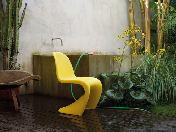 Panton Vitra Outdoor e Indoor
