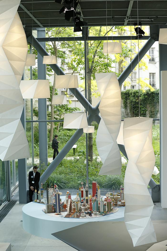 Issey Miyake Fondation Cartier
