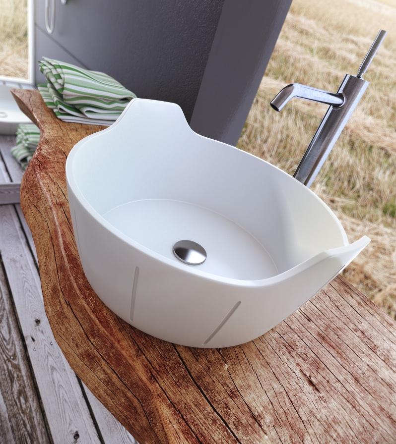 Mastello My bath, progetto- Beza Projekt, produttore- Acrea