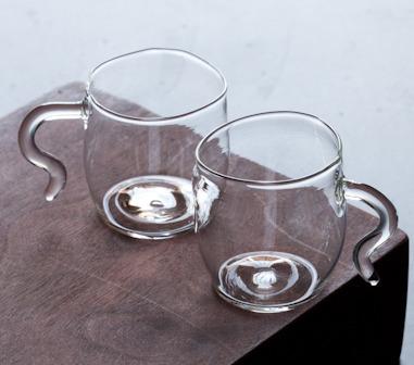 Malfatti Glass espresso cups