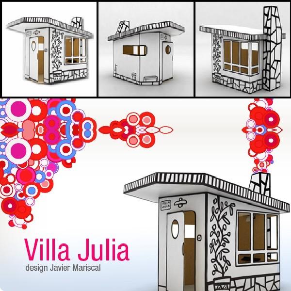 Me TOO MAGIS villa julia Javier Mariscal