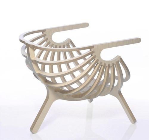 Shell Chair - Marco Sousa