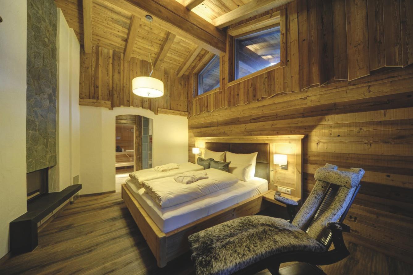 Chalet Resort LaPosch– Camera da letto Fonte dell'immagine: Chalet Resort LaPosch