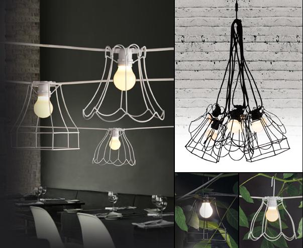 Paralumi design Charlotte Juillard/Fabrica