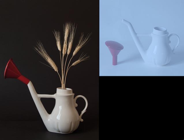Swan  design Antonio Aricò annaffiatoio