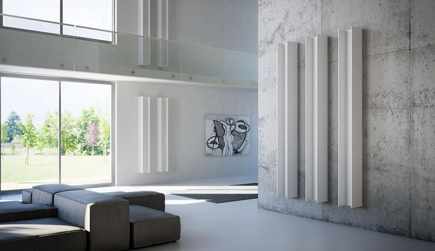 Serie T: radiatore d'arredo Matteo Thun e Antonio Rodriguez per Antrax