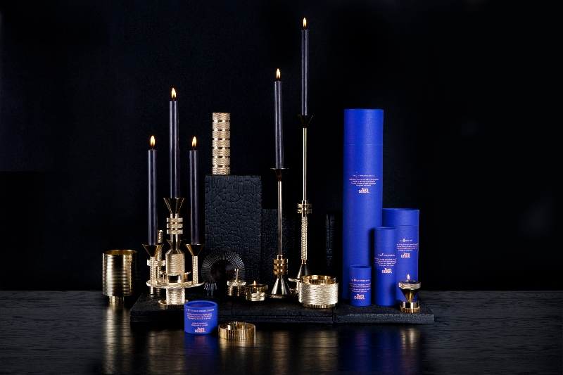 The Factory: Tom Dixon Maison & Objet 2014 Cog Collection accessori per la casa