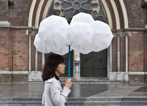 Ombrello a Forma di Nuvola di  joo&jung