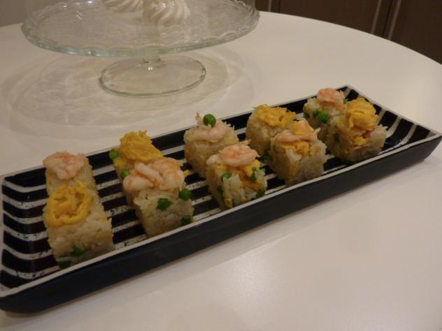 ricetta di arredoeconvivio con riso cantonese