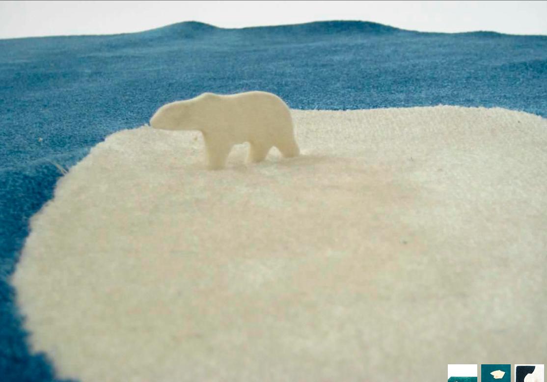 Global Warming di Nani Marquina Designer NEL Colectivo