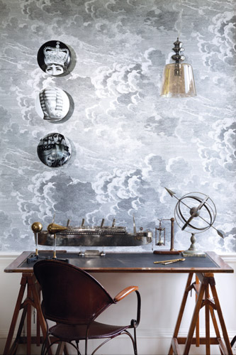 Wallpaper Fornaseti di Cole & Son