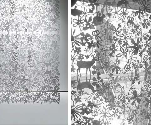 Until Dawn, White & White, Designed da Tord Boontje Artecnica