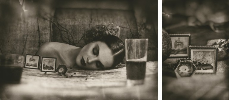 A DOUBLE STORY- Chiara Scarpitti