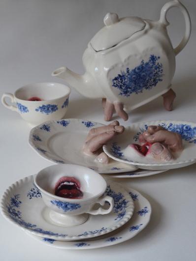 Ronit Baranga – Breakfast, 2014