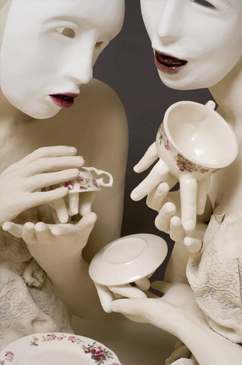 Ronit Baranga Hybrid Tea Set, 2007