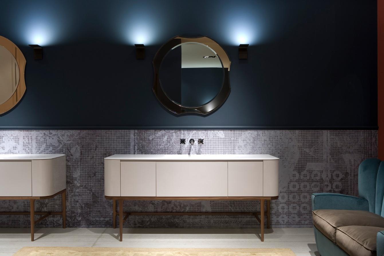 Vasca Suite collezione IL BAGNO by Roberto Lazzeroni