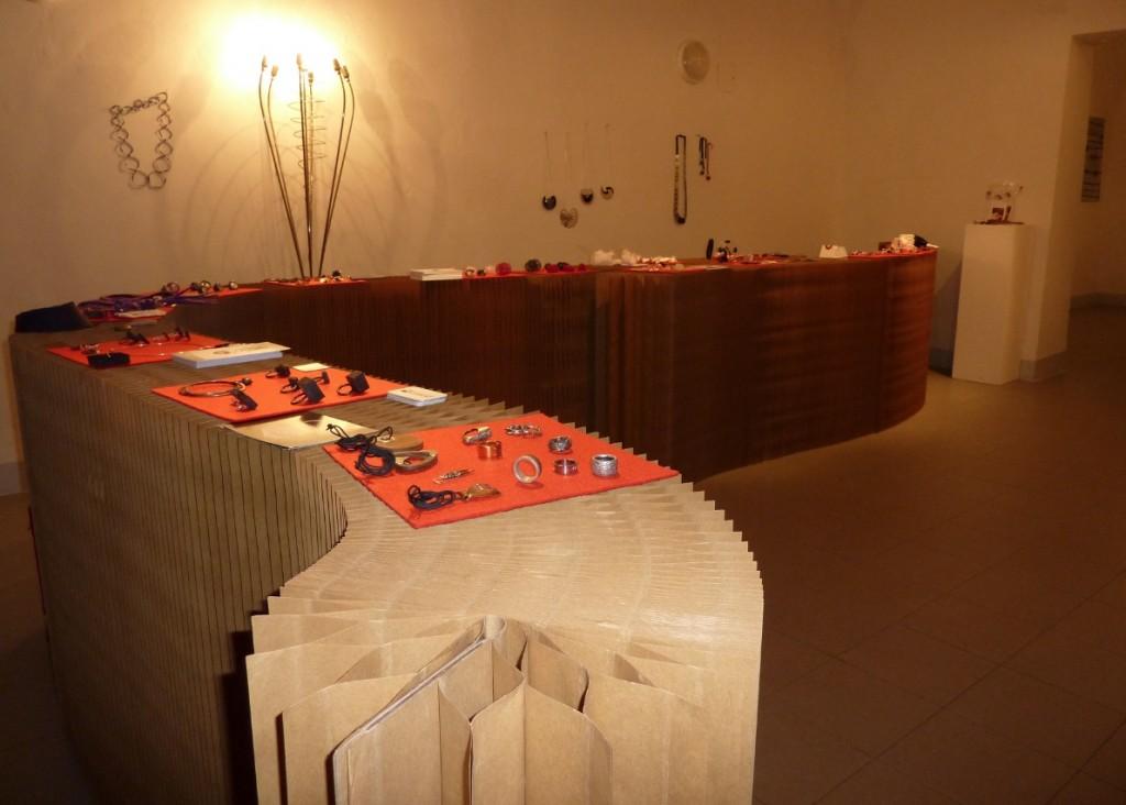 molo design - mostra Rovereto emozioni preziose 1-8 dicembre 2012