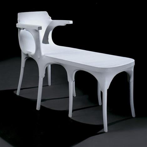Kokon droog Jurgen Bey long-chair