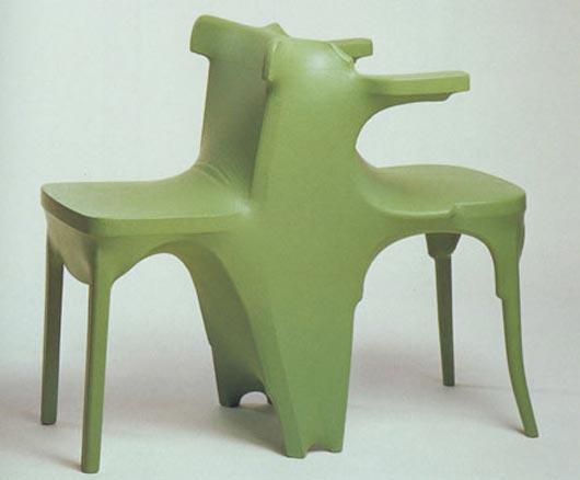 Kokon double chair droog Jurgen Bey