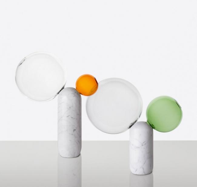 Crystal Ball / Vase Cappellini Matteo-Zorzenoni-crystal ball