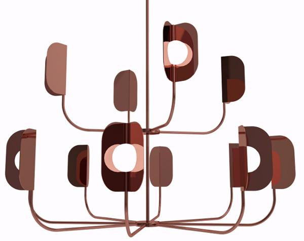 Leaf - Light / New  MATTEO ZORZENONI DESIGNER