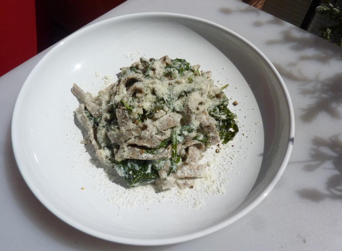 Maltagliati di grano saraceno con ricotta by arredoeconvivio