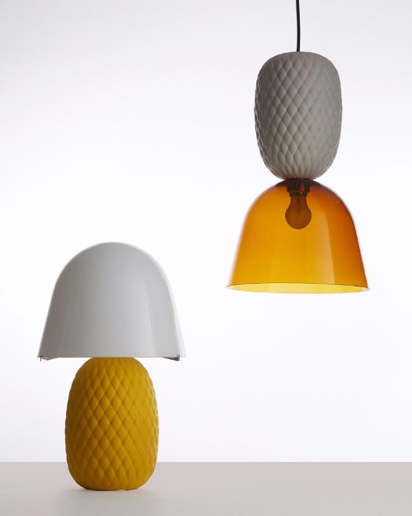 Pineapple - Light / New MATTEO ZORZENONI DESIGNER