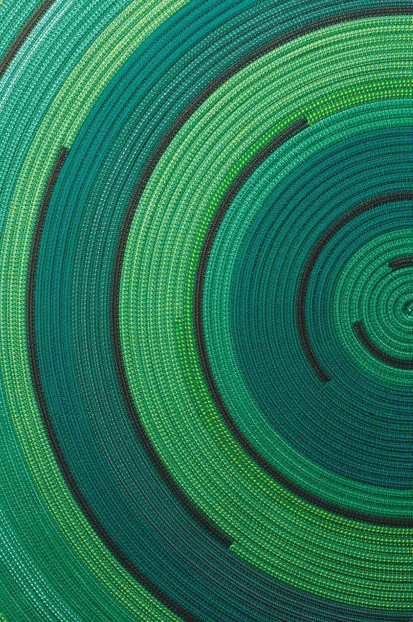 Come paesaggi…Oltre i Colori, con i nuovi tappeti di Paola Lenti ...