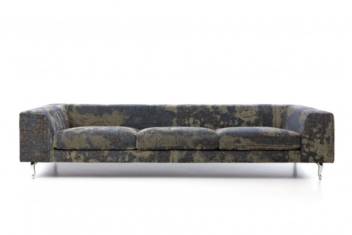 zliq sofa old blue
