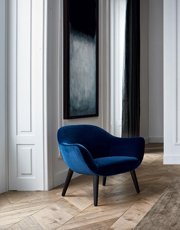 Poliform Mad Chair Marcel Wanders 2013