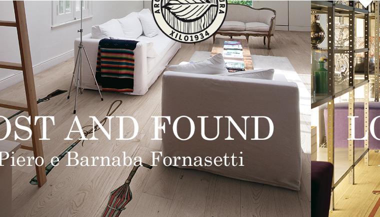 Piero e Barnaba Fornasetti  XILO1934