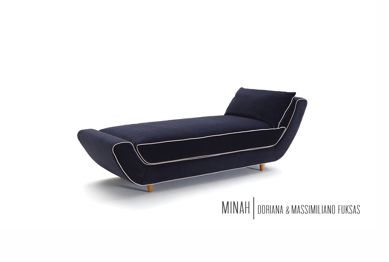 Minah Meritalia Doriana & Masimiliano Fuksas