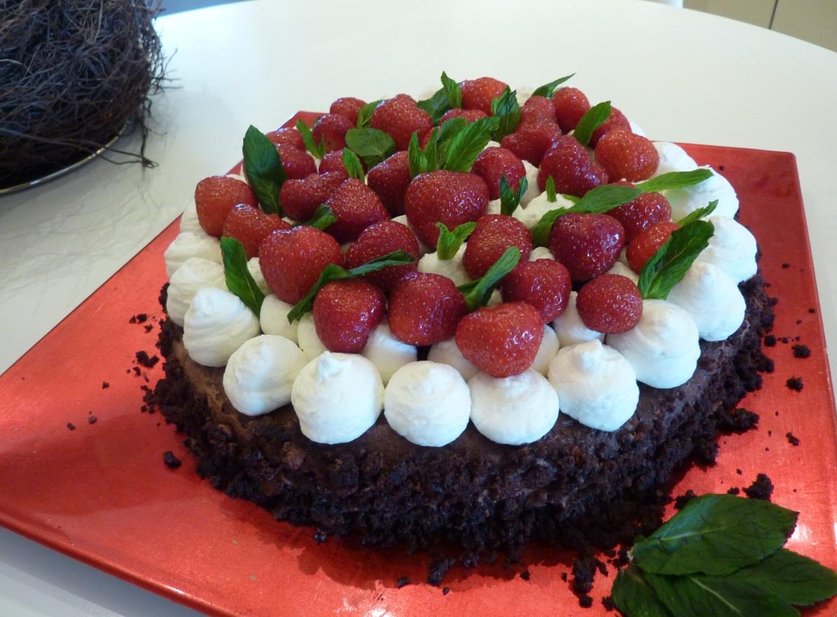 torta romana by arredoeconvivio