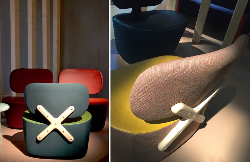 X CHAIR, RICHARD HUTTEN PER MOROSO