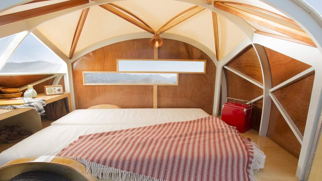 Hütte Hut Brian e Katrina Manzo
