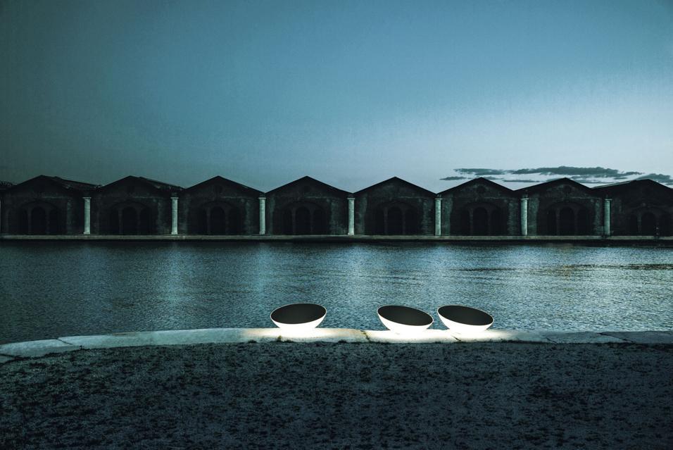 Solar, design Jean-Marie Massaud per Foscarini