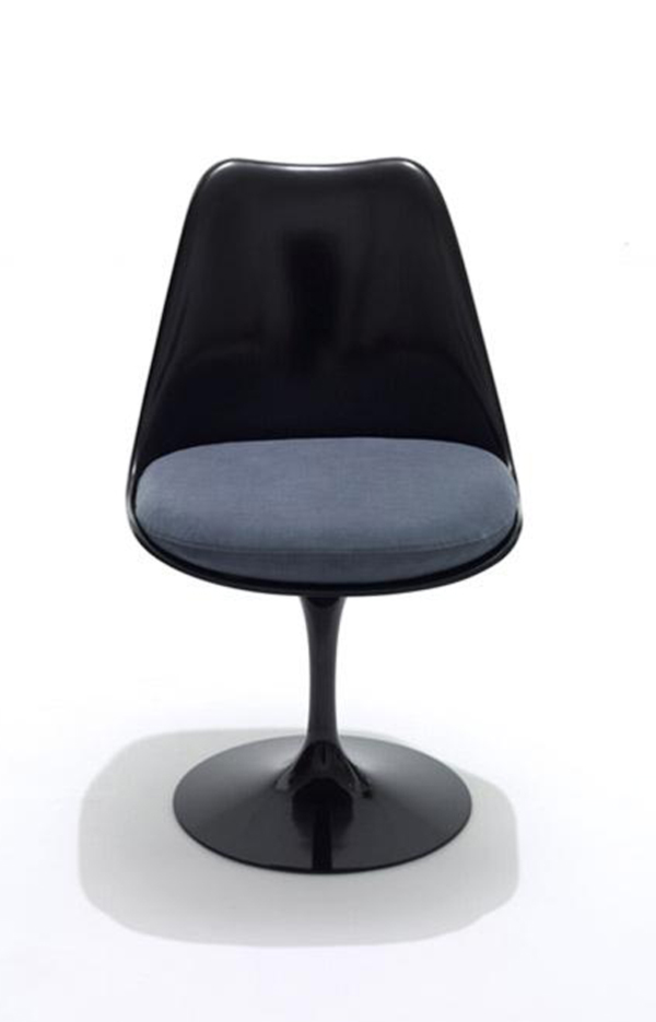 Eero Saarinen Black Tulip Chair