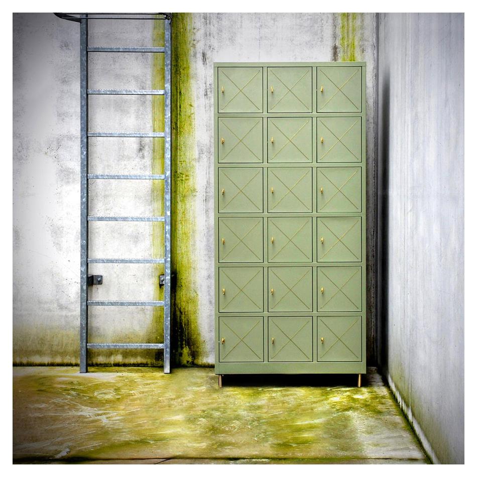 Alessandro Zambelli - Wire cabinet per Seletti