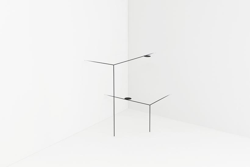 border table - Nendo