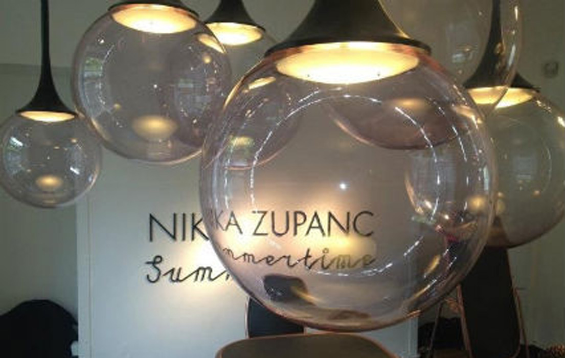 Bubble Lamp Nika Zupanc