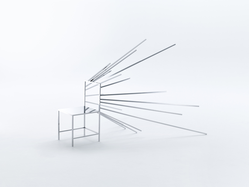 '50 Manga Chairs' Nendo