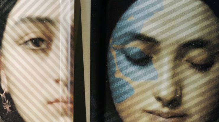 IBRIDE galerie-de-portraits Hanaé Dahlia - PhotoL'Officina dell'Arte L'Officina dell' Arte