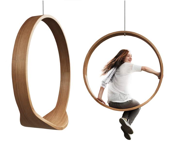 Circle Swinging Chair