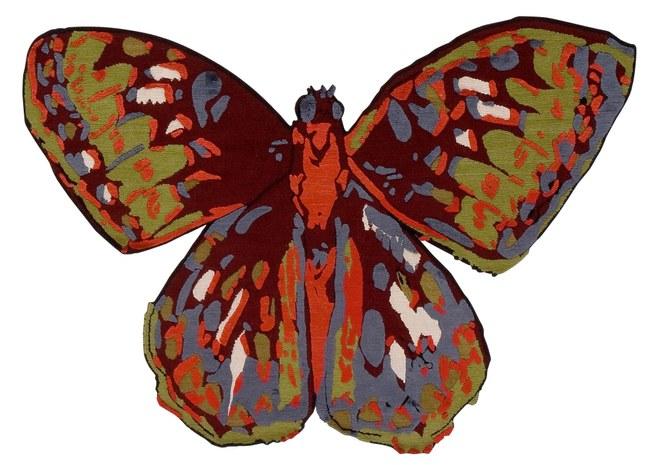 Tappeto Mariposa della collezione Design di Illulian