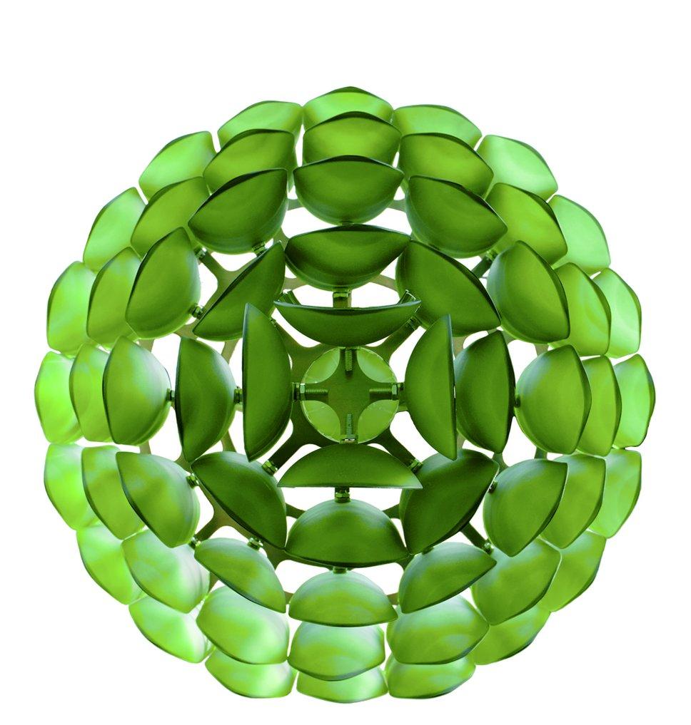 TranSglass® Chandelier Green Studio Tord Boontje Artecnica