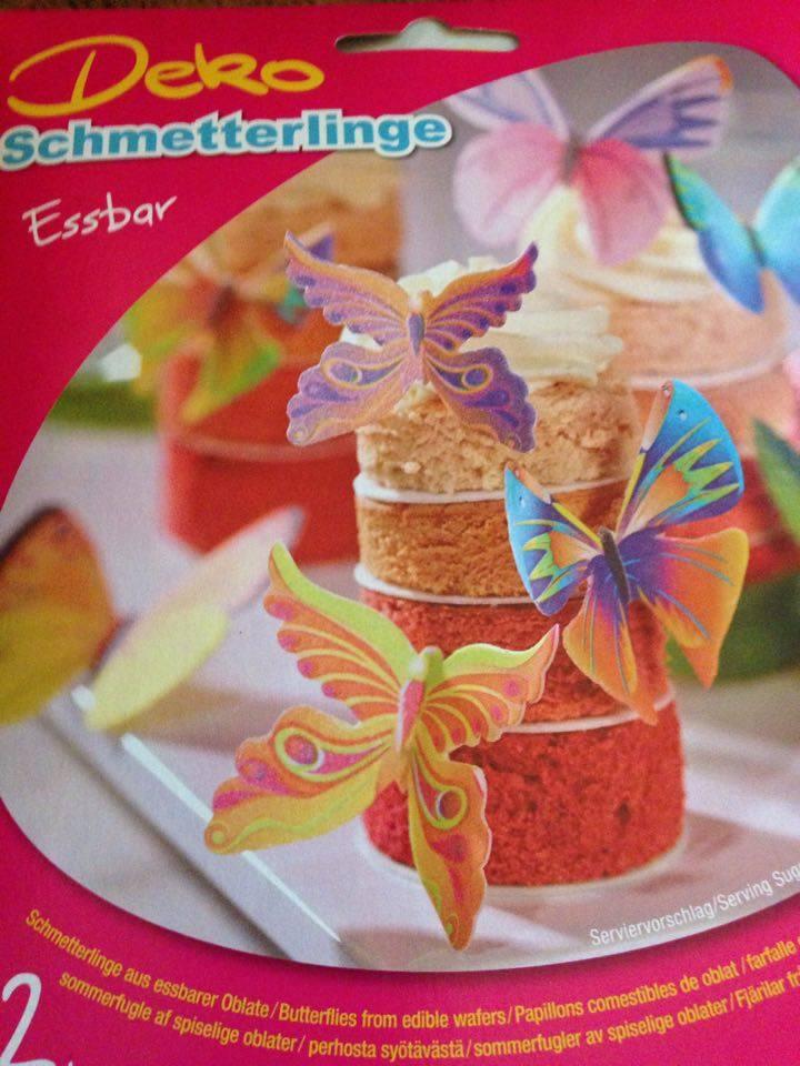 farfalle deko
