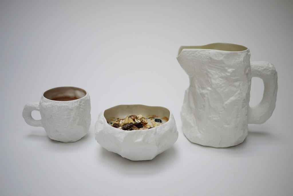 Max Lamb, Crockery Collection