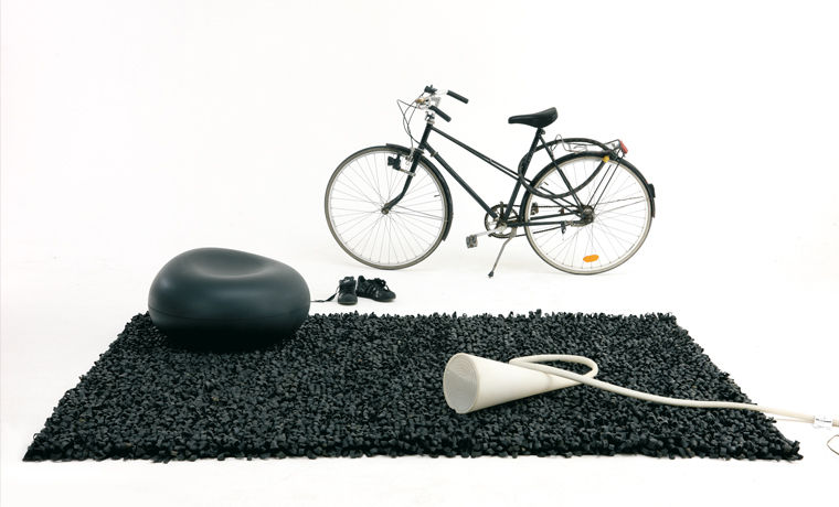 Bicicleta, Nanimarquina design by Ariadna Miguel