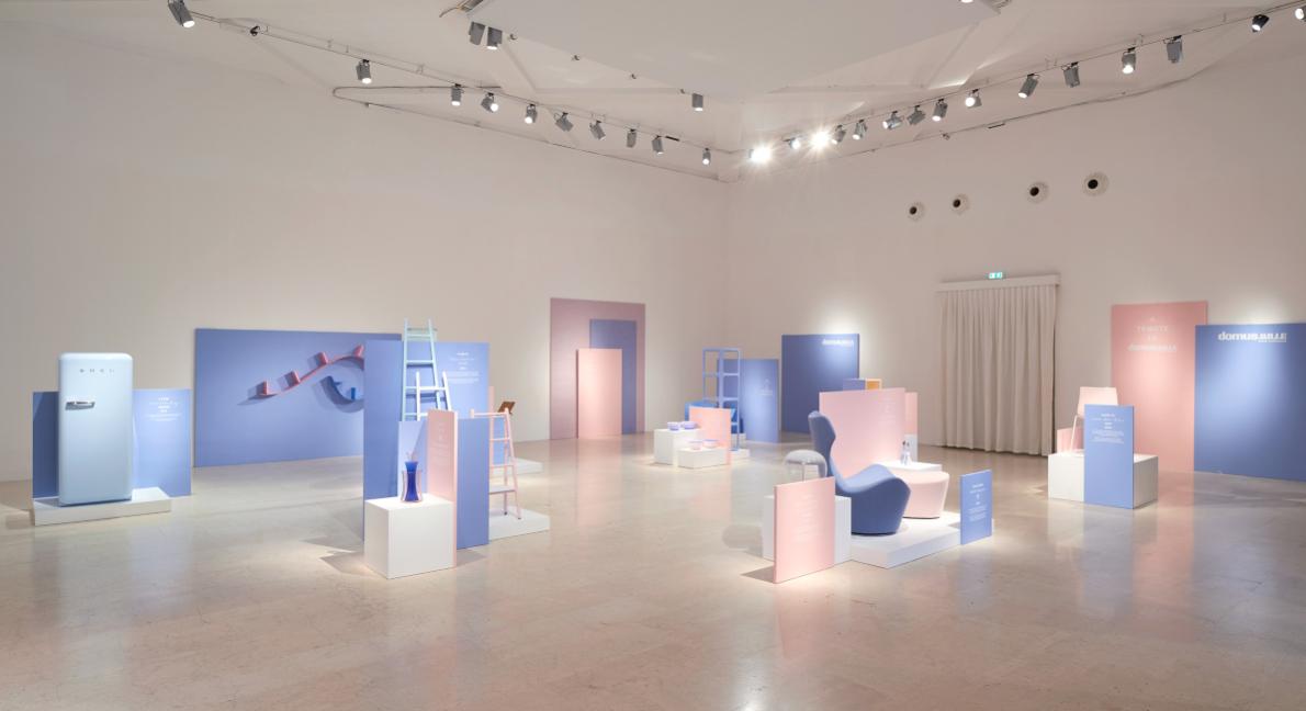 """Triennale di Milano  """"A Tribute to Domus Mille"""""""